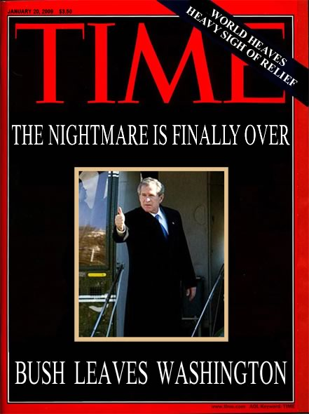 Time Dream Cover 2009