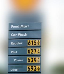 $6 gasoline. $7 diesel.