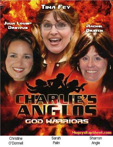 Charlie's Anglos