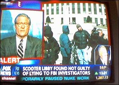 Libby Not Guilty