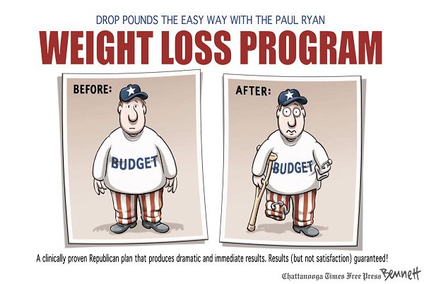 GOP Weight Loss Program
