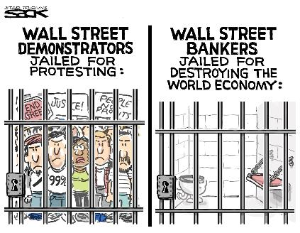Who are the REAL criminals?