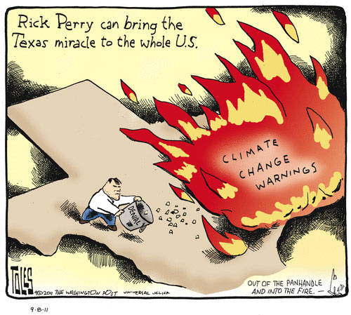 Perry wants to do for the country what he's done for Texas