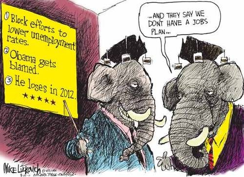 Republican jobs plan