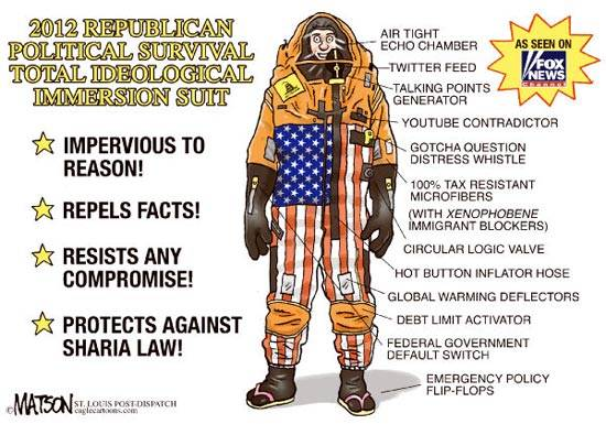 GOP Anti-Reality Immersion Suit