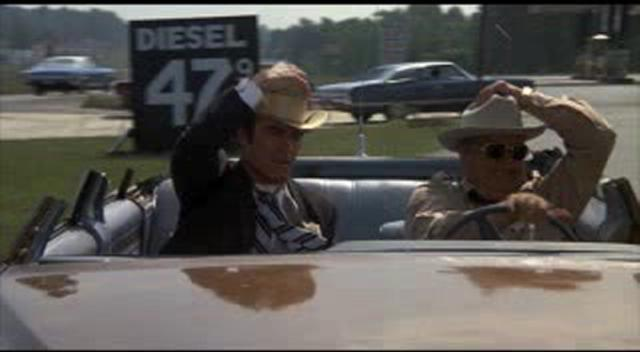Scene from Smokey & The Bandit (1977)