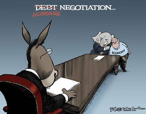 Debt/Hostage negotiation