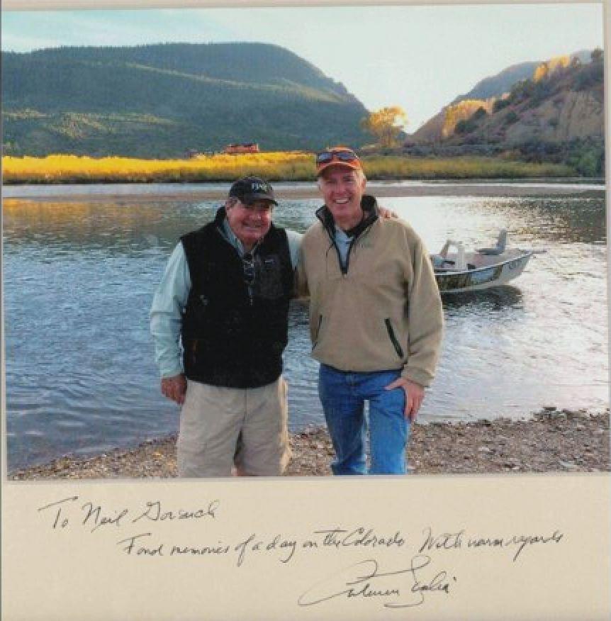 Scalia & Gorsuch fishing