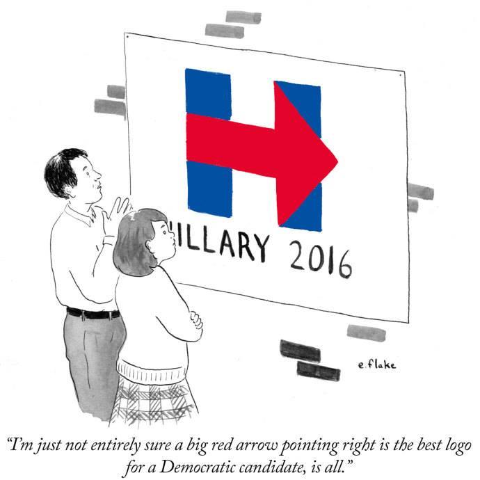 Hillary's 2016 Logo