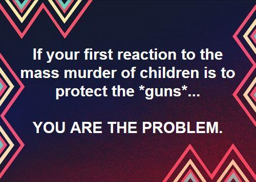 Guns over Kids