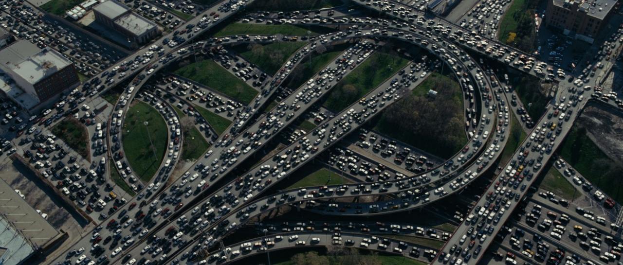 Traffic Jam-USA