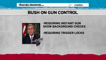 Bush ban support #2