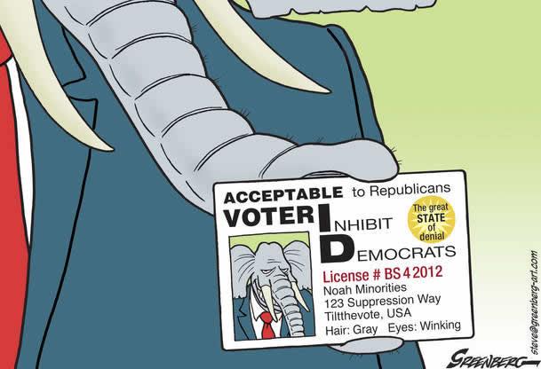 ID: Inhibit Democrats